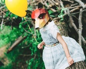 Fox Mask - Make your own with this simple PDF Download