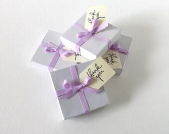 Wedding Thank You Gift Box : Thank you box,,favor boxes, gift box,wedding favors,jewelry gift box ...