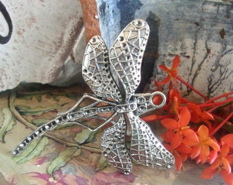 10 Gypsy Moth charm Insect prndants
