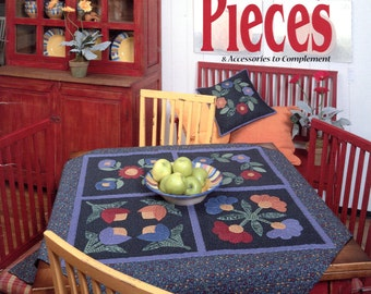 5 Easy Pieces - and Accessories to Complement by Nancy Smith & Lynda Milligan (quilting)