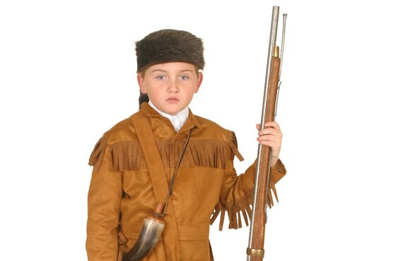 William Clark Costume Boys william clark explorer