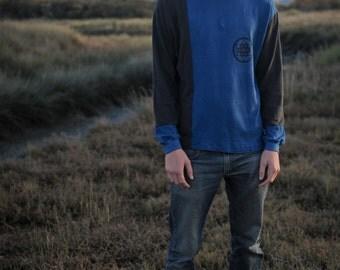 Eco Friendly Mens Hemp and Organic Cotton Shirt - Sacred Geometry Print - Custom made to order