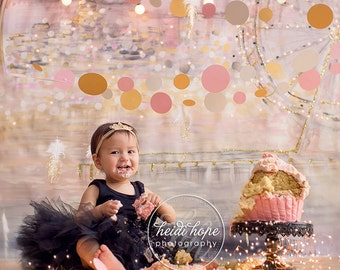 Tutu Dress | Birthday Tutu | Baby Tutu Skirt | Black Tutu by Strawberrie Rose | Audrey Hepburn Tutu