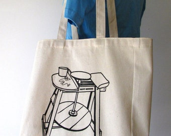 Kickin' It Tote for potters!