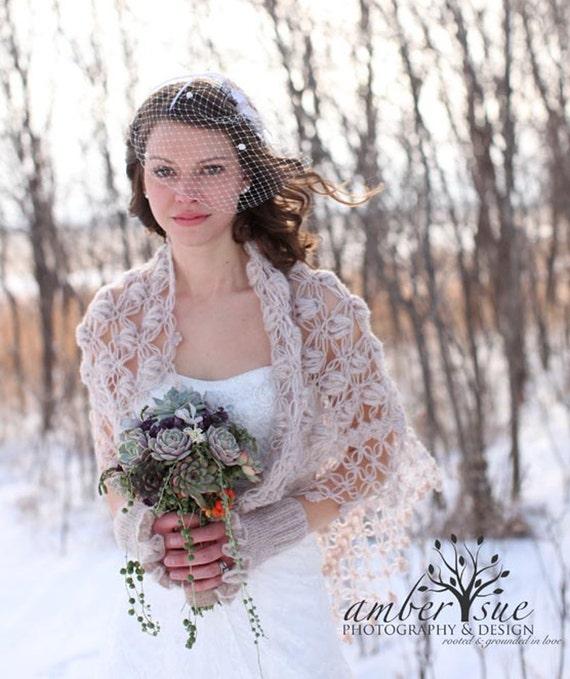 Wedding Gown Cover Ups: Bridal Cover Up, Bridal Shawl, Bridal Cape, Wedding Shrug