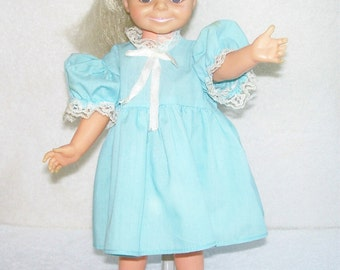 """Vintage Velvet Doll By Ideal 1969 Crissy's Cousin """"Grow Your Hair Doll"""" Gifts/Fashion Doll/Retro Doll/Gift/Doll/Crissy/Ideal/Dolls/Baby Doll"""