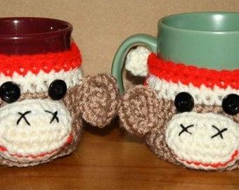 Keeping Mama Sanchez busy: More stash-busting mug hugs!