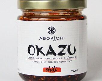 Chili and Curry Okazu