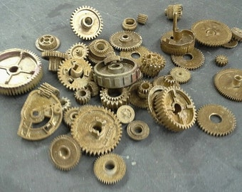 Computer Parts: Gears