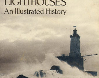 America's Lighthouses An Illustrated History Francis Ross Holland Jr. Softcover Book