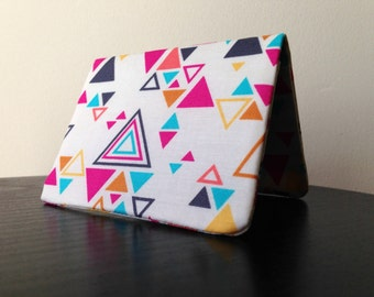 Card Wallet - Geometric Triangle