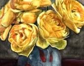 Original Framed Watercolo...