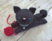 Amigurumi Knit Kitten Pattern