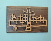 Last Supper Crosses