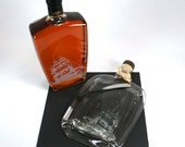 Kirkland St Croix Spiced Rum Bottle Super Sized Serving Tray with Spreader - Recycled Eco-Friendly - 1.75 ltr bottle