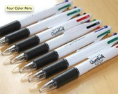Guestbook Four Color Pens (10 Pack)
