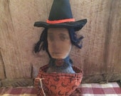 CustomerAppreciation Sale Primitive Halloween Witches Brew