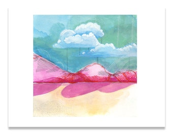 Prime Meridian // Limited Edition Archival Giclee Print