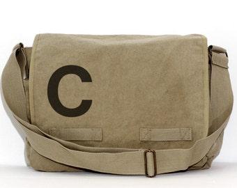 Messenger Bag, Monogrammed Bag, Personalized Bag, Initial, Crossbody Bag, Personalized Diaper Bag, Men & Women Messenger Bag, Groomsmen Gift