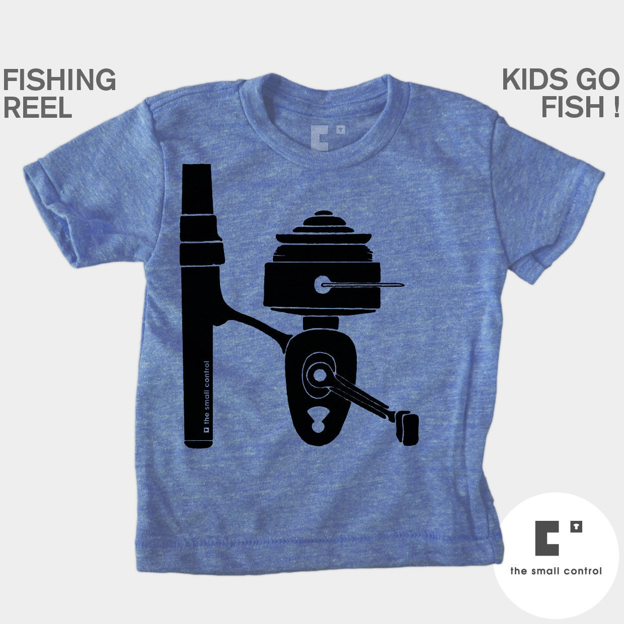 Girls Clothing Fishing Reel Kids Tshirt Girls Fishing Shirt