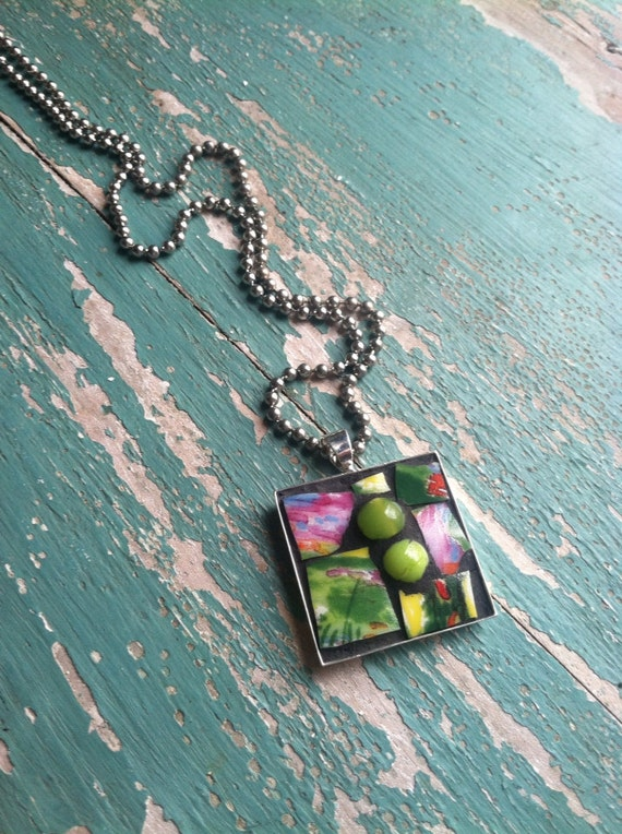 https://www.etsy.com/listing/187501557/lime-squeeze-mosaic-art-pendant