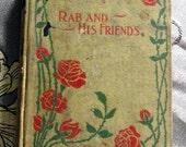 Handbound Journal from vintage RAB & HIS FRIENDS