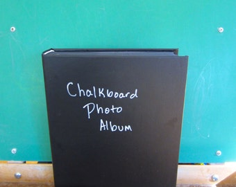 Large Photo Album - Chalkboard - 50 Pages