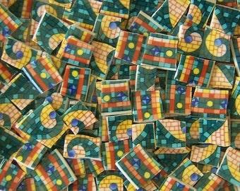 Mosaic Tiles--Khazars--95 Tiles