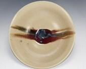 Stoneware Pottery Bowl  10 inch size