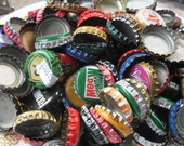Large Lot of 279 Assorted Beer and Soda Pop Bottle Caps