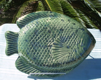 Fish Wall Ornament