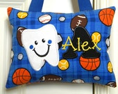 Tooth Fairy Pillow - Sports Star