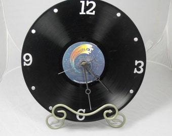 "Moody Blues ""On the Threshold of a Dream"" Original Vinyl Record Wall Clock"