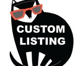 Custom listing for heather5145