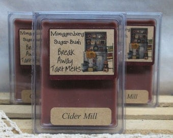 Cider Mill Clamshell Wax Tart Melts