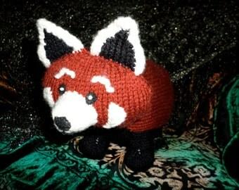 Cutest Anywhere Red Panda - Stuffed Animal