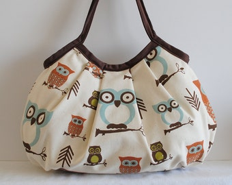 Granny Bag - Cute Owl