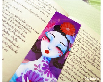 Bookmark Fairy queen