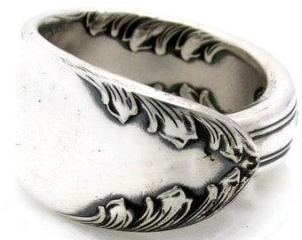 Spoon Ring Size King Edward Art Deco