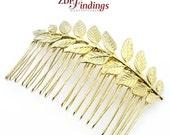 wedding hair comb, vintage hair comb, art deco hair comb, rhinestone comb, bridal hair comb, vintage bridal hair comb (H000253835001)
