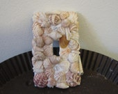 Seashell Light Switch Cover
