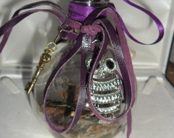 Athene Spell Bottle of Wisdom and Creativity