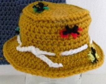 Fisherman Hat, Fishing Hat, Baby Hat