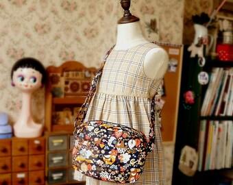Kawaii Japanese Shoulder Messenger Women Bag