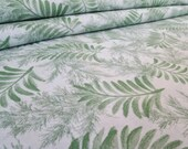 Donna Dewberry Quilting Basics Fern Leaf Fabric Remnant - 3/4 Yard