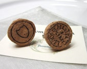 Dom Perignon-Perrier Jouet- champagne cork cuff links - storytales