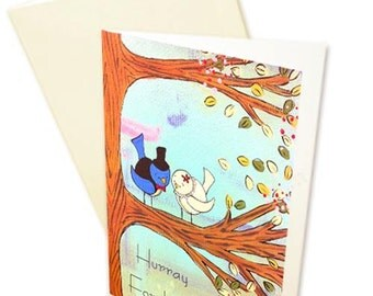 Hurray For Love-Card