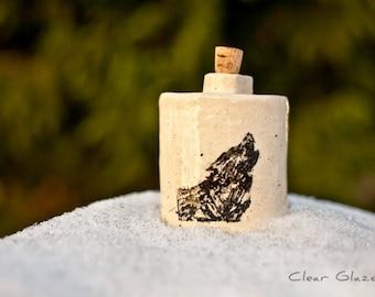 Ceramic Flasks