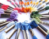 Embroidery Floss, Embroidery Thread, Your choice of colors