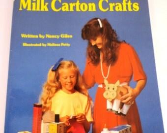 Creative Milk Carton Crafts Book Preschool-Grade 2